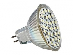 LED60 SMD MR16 4W-WW